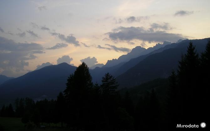 Le Dolomiti del Cadore